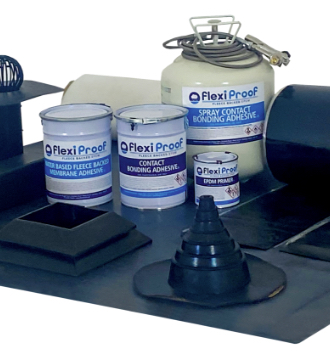 flexiproof liquid roofing coating system